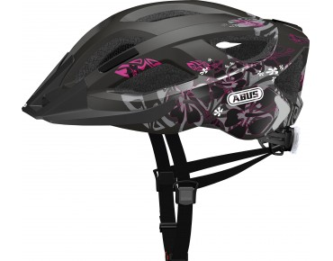 ABUS ADURO 2.0 cycle helmet maori blackberry