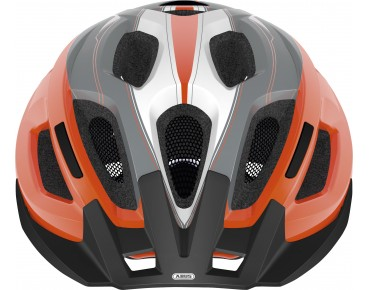 ABUS ADURO 2.0 Fahrradhelm race orange