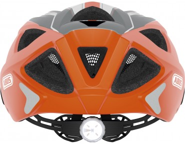 ABUS ADURO 2.0 cycle helmet race orange