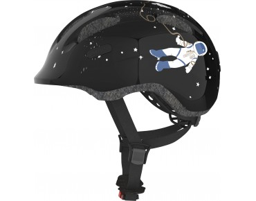 ABUS SMILEY 2.0 Kinder Fahrradhelm black space