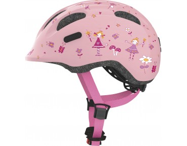 ABUS SMILEY 2.0 Kinder Fahrradhelm rose princes