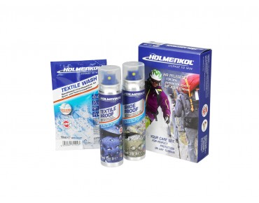 HOLMENKOL CARE TRAVEL SET Pflegeset
