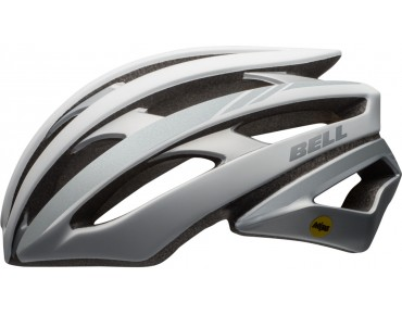 BELL STRATUS MIPS cycle helmet matte white/silver reflective