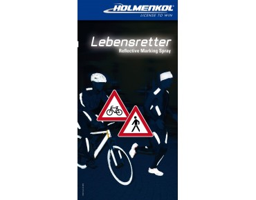 HOLMENKOL REFLECTIVE MARKING SPRAY reflektierendes Spray