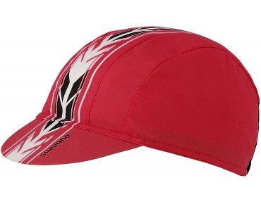 SHIMANO BASIC racing cap red