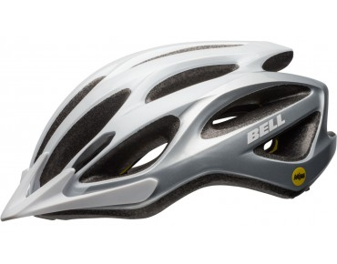 BELL TRAVERSE MIPS Fahrradhelm white/silver