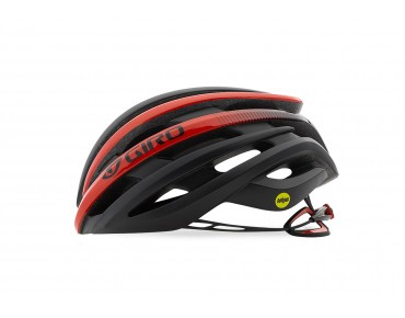 GIRO CINDER MIPS bike helmet matte black/bright red