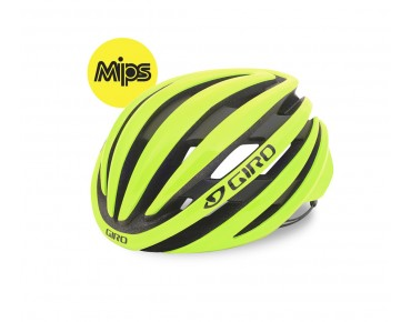 GIRO CINDER MIPS bike helmet matte highlight yellow
