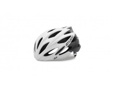 GIRO SAVANT road helmet matte white/black