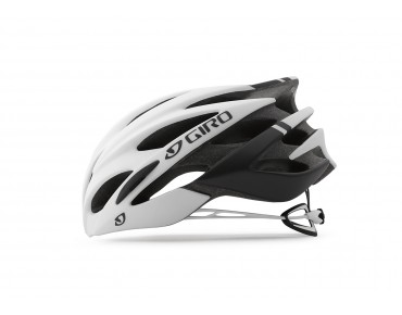 GIRO SAVANT racehelm matte white/black