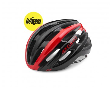 GIRO FORAY MIPS Fahrradhelm bright red/black