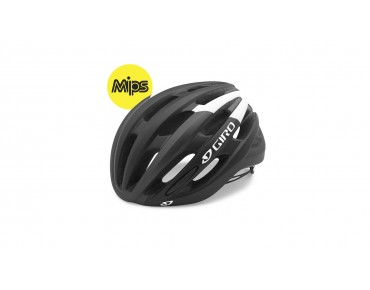 GIRO FORAY MIPS cycle helmet matte black/white