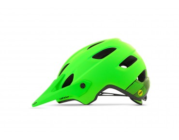 GIRO CHRONICLE MIPS cycle helmet matte lime/black