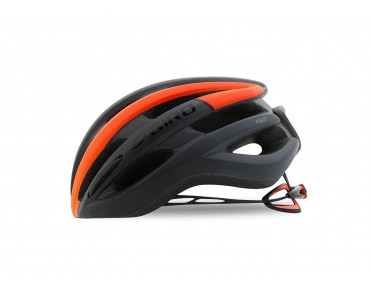 GIRO FORAY road helmet matte black/vermillion fade