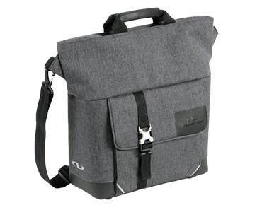 NORCO BELFORD CITY bag tweed grey