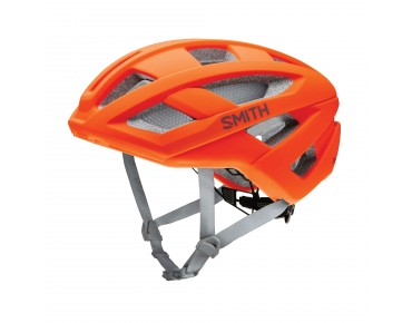 smith optics ROUTE MIPS Fahrradhelm matte neon orange