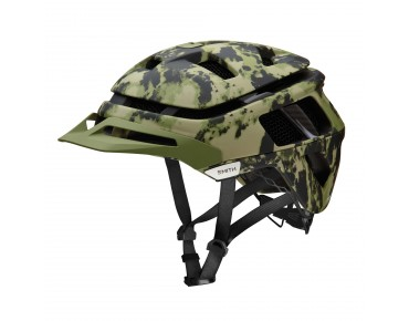 smith optics FOREFRONT MTB helmet with MIPS matte olive unexpected