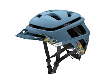 smith optics FOREFRONT MTB helmet with MIPS matte corsair ripped