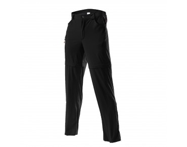 Löffler CSL ZIP-OFF trekking trousers black