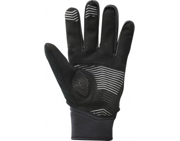 SHIMANO EXTREME winter cycling gloves schwarz