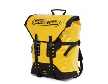 ORTLIEB TRANSPORTER all-round backpack sun yellow