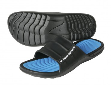 Aqua Sphere Wave bathing shoes schwarz/blau