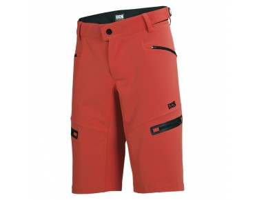 IXS SEVER 6.1 Bikeshorts fluor red