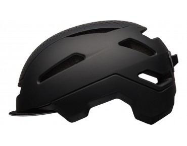 BELL HUB cycle helmet matte black/red