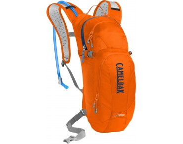 CamelBak LOBO Trinkrucksack laser orange/pitch blue