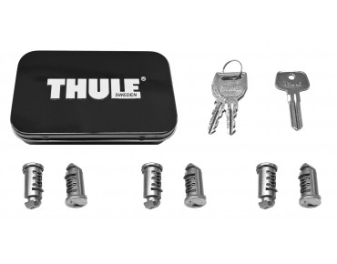 Thule One-Key System 6 lock cylinders