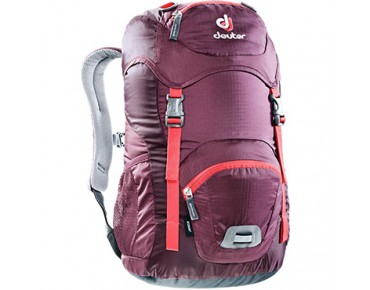 deuter JUNIOR kids' backpack blackberry/aubergine