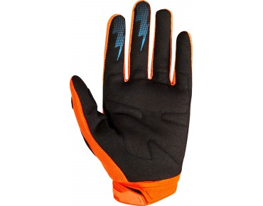 FOX DIRTPAW RACE gloves orange/black