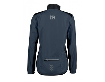 ROSE PRO FIBRE women's cycling jacket navy/black