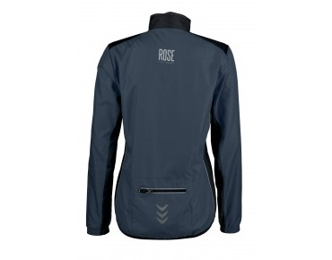 ROSE PRO FIBRE Damen Rad Jacke navy/black