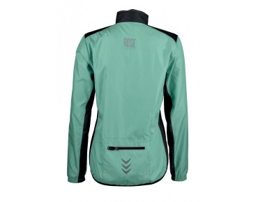 ROSE PRO FIBRE women's cycling jacket malibu/black