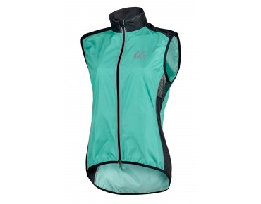 ROSE PRO FIBRE women's wind vest malibu/black