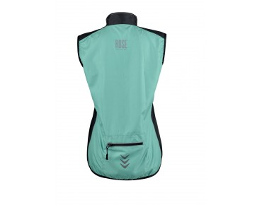 ROSE PRO FIBRE women's windproof vest