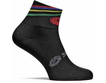 SIDI RAINBOW socks black