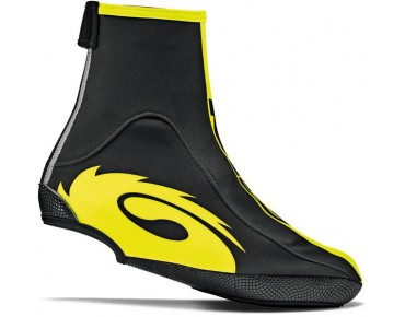 SIDI THERMOCOVER Überschuhe black/fluo yellow