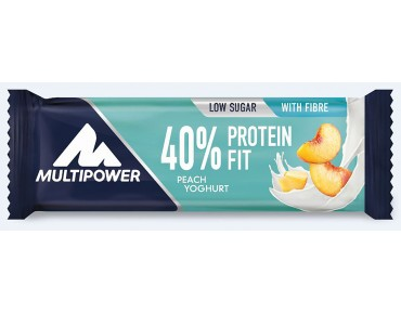 Multipower 40 % Protein Fit Riegel Peach Yoghurt