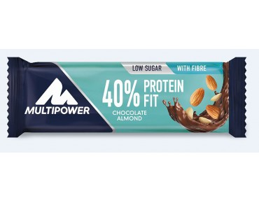 Multipower 40 % Protein Fit Riegel Chocolate Almond