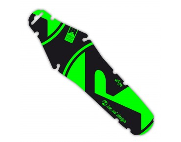 rie:sel design rit:ze rear mudguard -2017/18- green