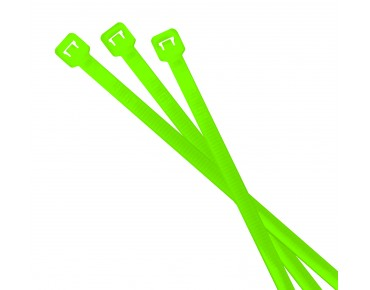 rie:sel design cable:tie Kabelbinder neon green