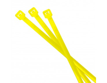 rie:sel design cable:tie Kabelbinder neon yellow