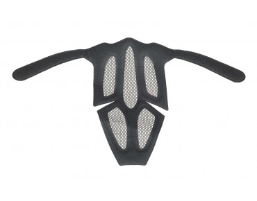 ROSE Replacement pad for PACER II cycle helmet black