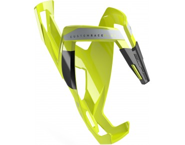 Elite Custom Race Plus bottle cage fluorescent yellow