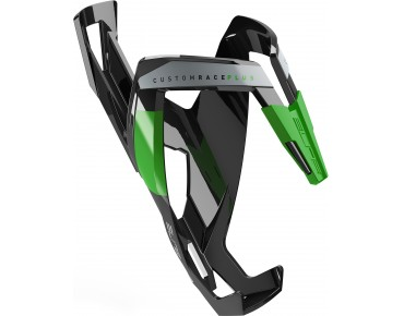 Elite Custom Race Plus bottle cage black/green
