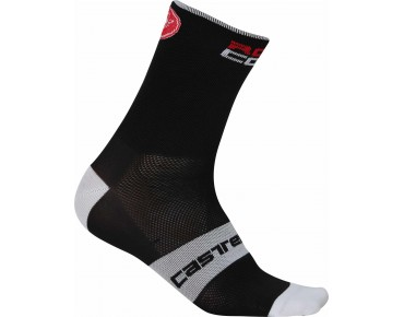 Castelli ROSSO CORSA 6 cycling socks black