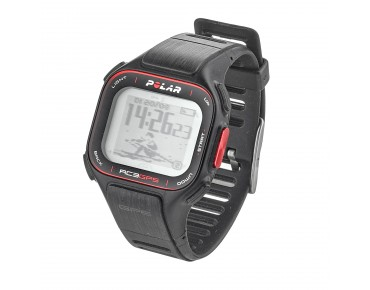 Polar RC3 GPS Trainingscomputer (B-Ware) black