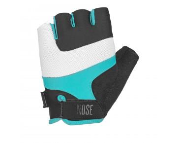 ROSE RSH GEL 03 gloves black/white/malibu